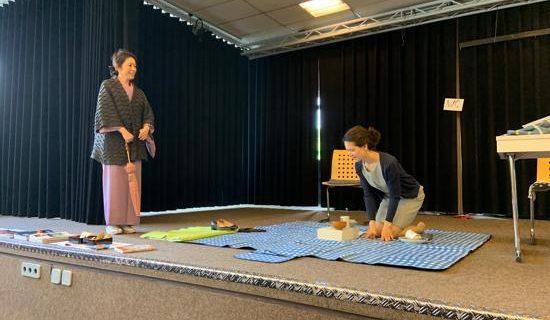 """Japan im Klassenzimmer"" zum dritten Mal an der Hohen Landesschule"