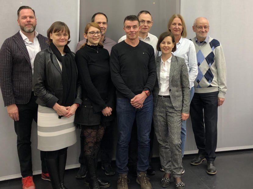 Neuer Vorstand im Förderverein der Hohen Landesschule.