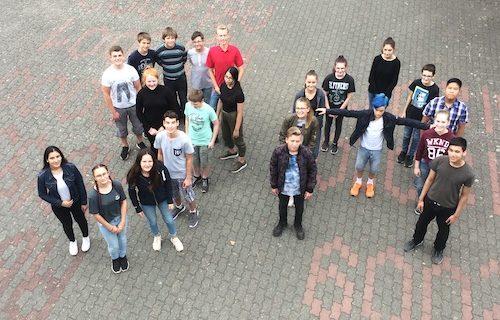 Die Gedanken sind frei … Schülerinnen und Schüler schreiben über das Thema Freiheit für das Radio