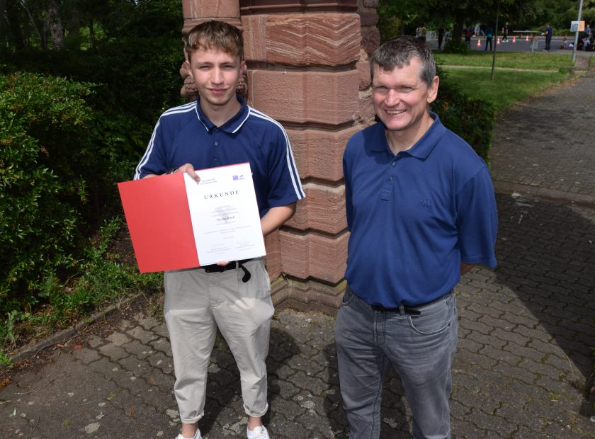 Abiturpreis für Wirtschaftswissenschaften des Vereins für Socialpolitik an der Hohen Landesschule verliehen