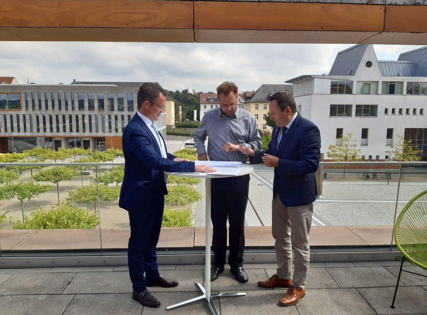 Neue Partnerschaft zwischen der Hochschule Fulda und der HOLA