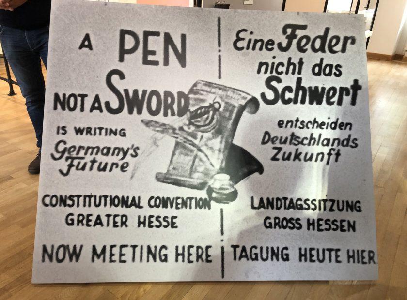 75 Jahre hessische Verfassung