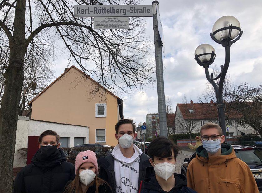 HOLA-Schüler erforschen Revolution von 1848 in Hanau